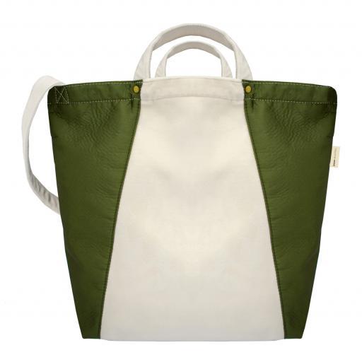 Kiyomi Satin Velvet Tote Bag