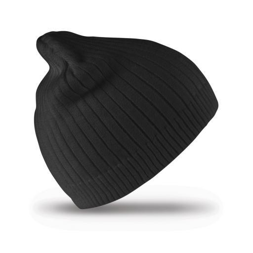 Double Knit Cotton Beanie Hat