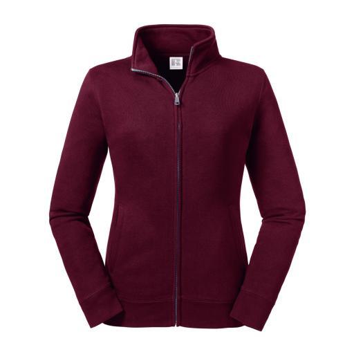 Ladies' Authentic Sweat Jacket