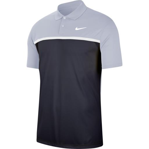 Dry-Fit Victory Colourblock Polo