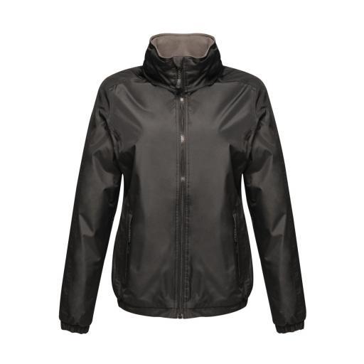 Dover Women's Fleece Lined Bomber Jacket