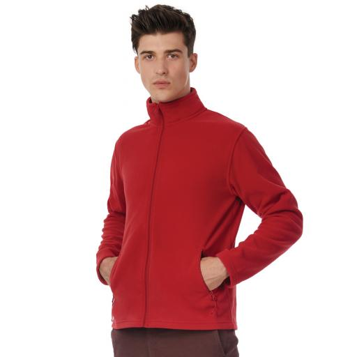 ID.501 Men's Micro Fleece Full Zip