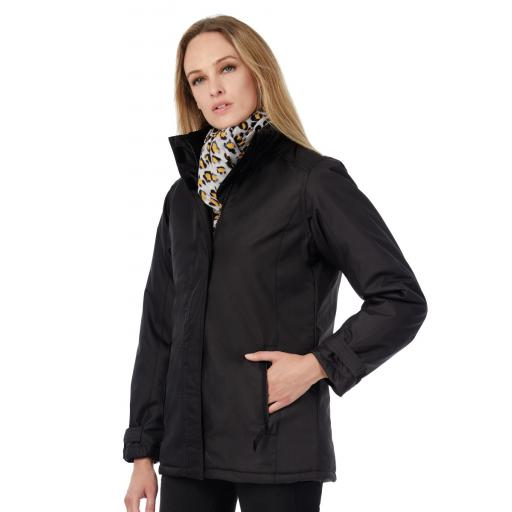 Women's Real+ Heavy Weight Jacket