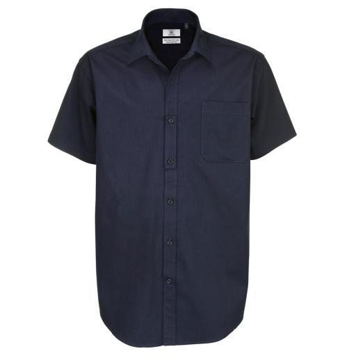 Men's Sharp Short Sleeve Shirt