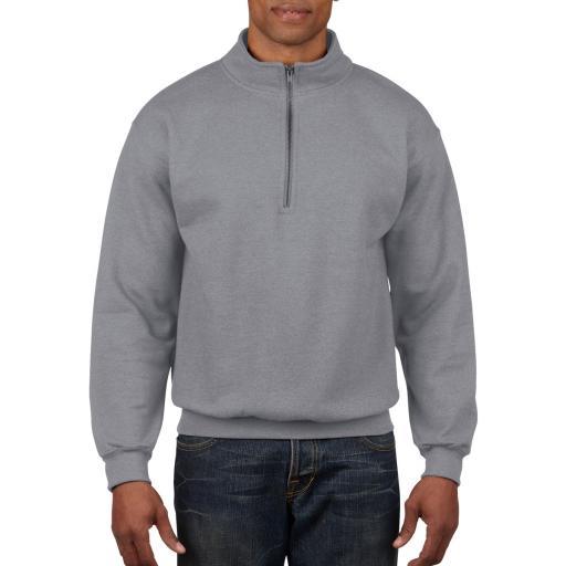 Heavy Blend® Adult Vintage Cadet Collar Sweatshirt