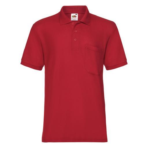 Men's 65/35 Pocket Polo