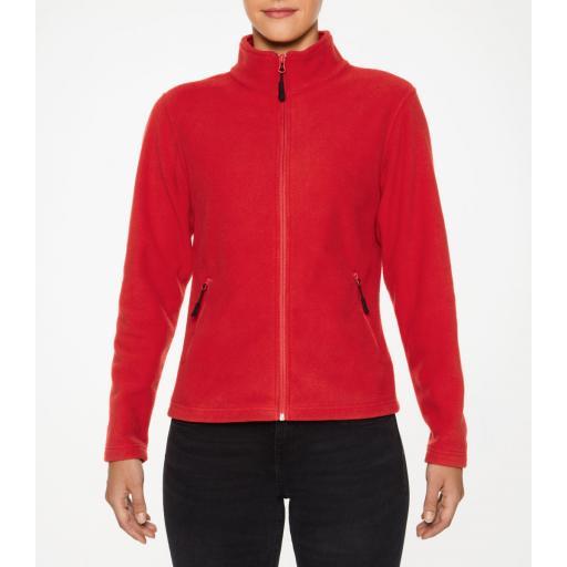 Ladies' Micro-Fleece Jacket