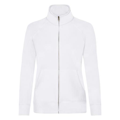 Ladies' Premium Sweat Jacket