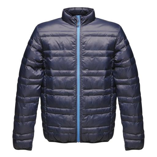 Firedown Men's Down-Touch Insulated Jacket