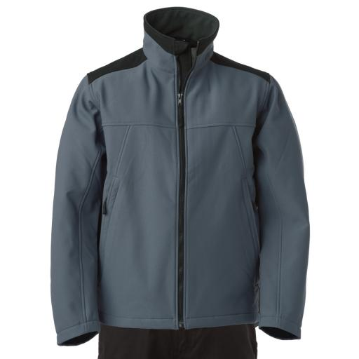 Adults' Workwear Softshell Jacket