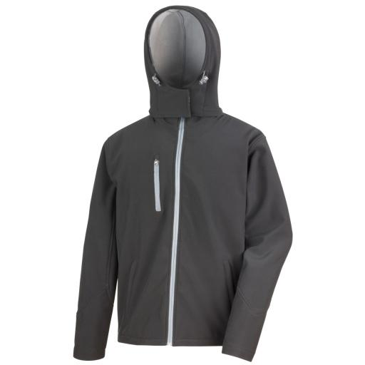 Men's TX Performance Hooded Softshell Jacket