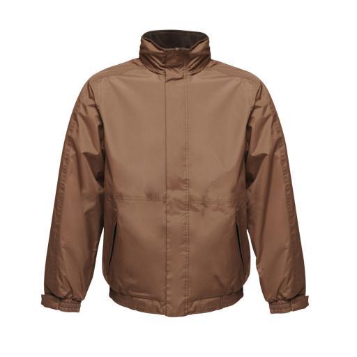 Dover Men's Fleece Lined Bomber Jacket