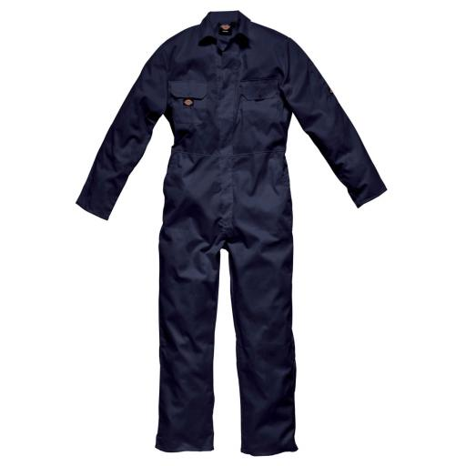 Redhawk Economy Stud Front Coverall (Tall)