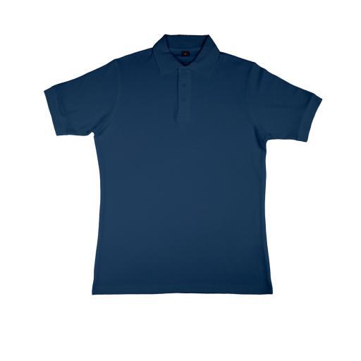 Men's 'Charlton' Viscose-Cotton Pique Polo