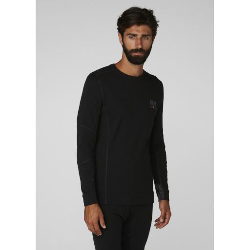 Merino Crewneck Baselayer