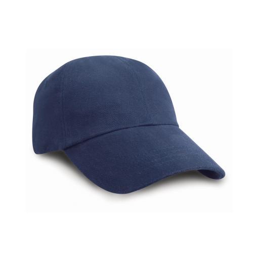Low Profile Brushed Cotton Cap