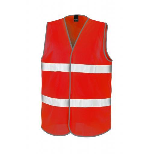 Hi-Vis Motorist Safety Vest