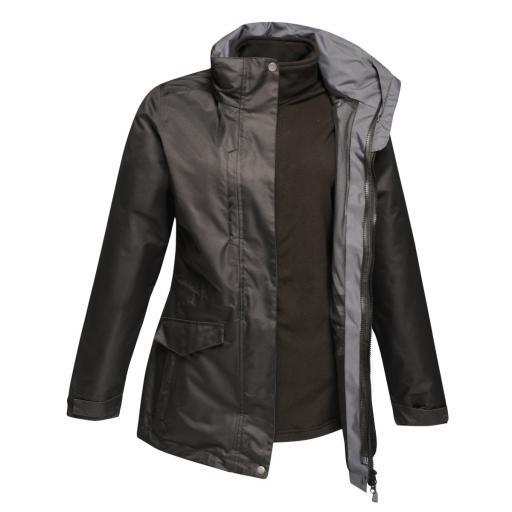 Benson III Women's Breathable 3-in-1 Jacket