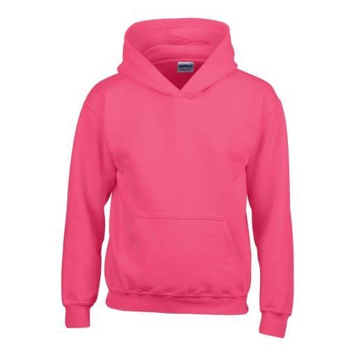 Heavy Blend® Youth Hooded Sweatshirt
