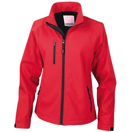 Women's Base Layer Softshell Jacket