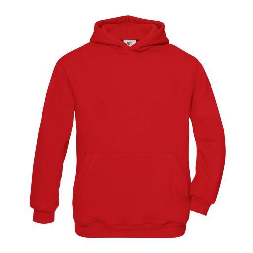 Hooded Kid's Sweatshirt