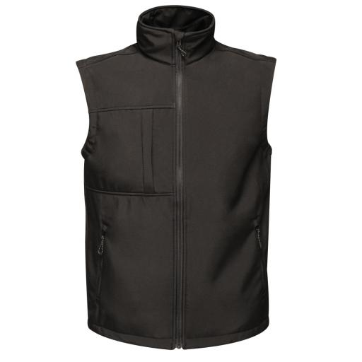 Octagon II Men's 3 Layer Printable Softshell Bodywarmer
