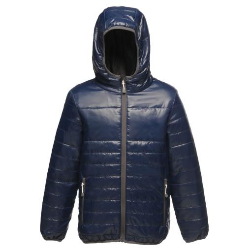 Kid's Stormforce Thermal Hooded Jacket