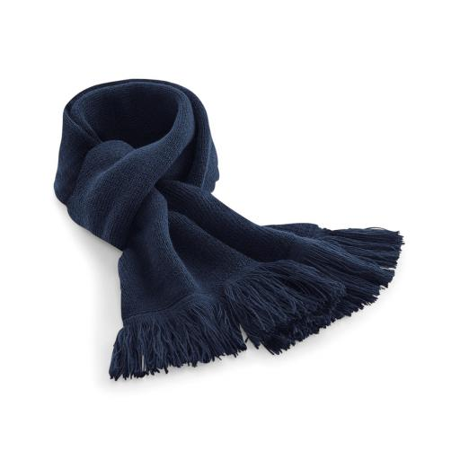 Classic Knitted Scarf