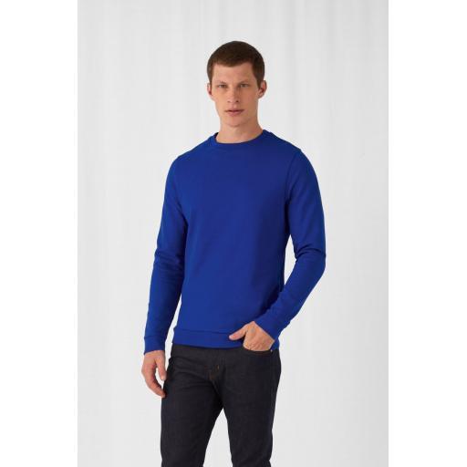 Men's #Set In Sweatshirt