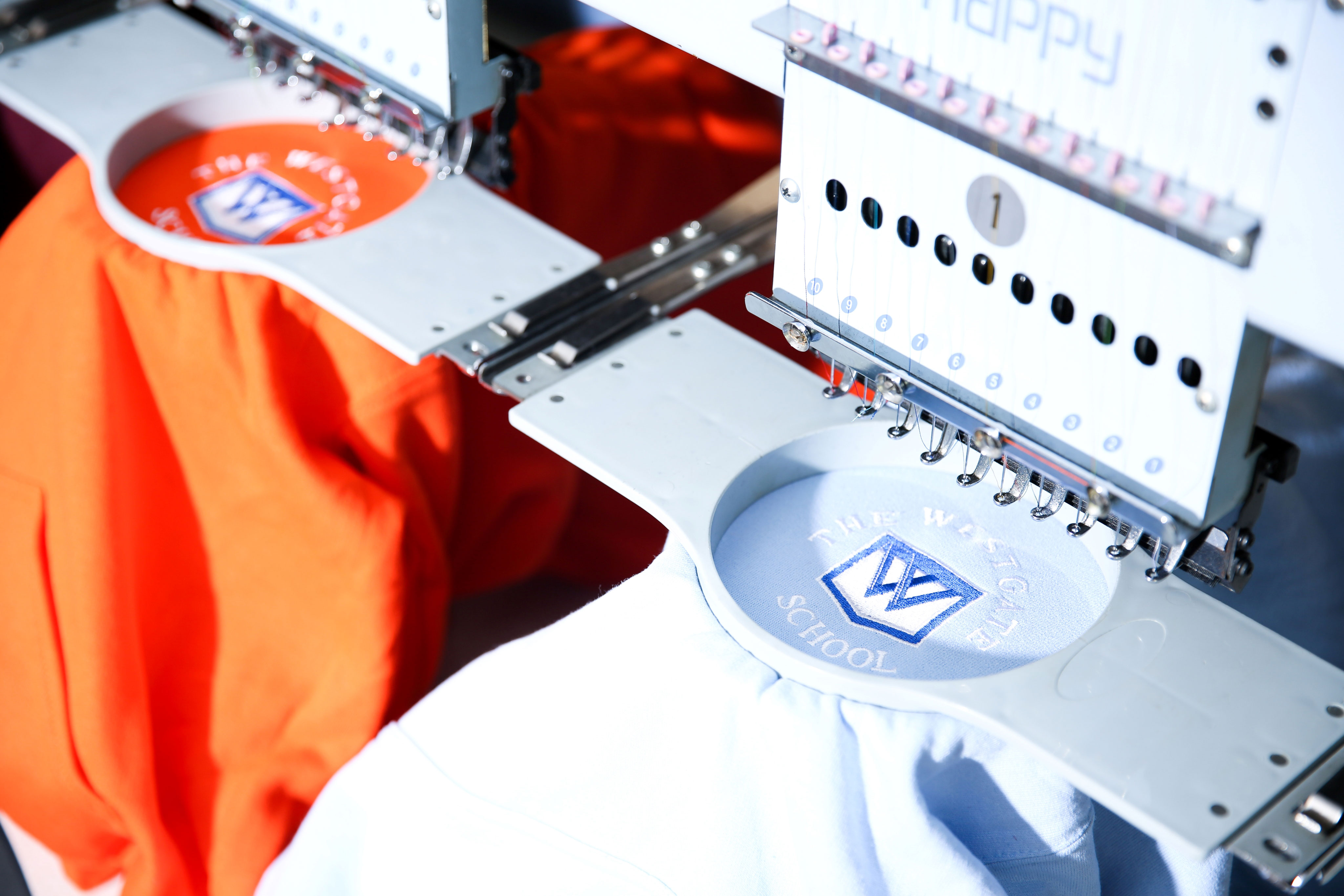 Embroidered Workwear in Crowthorne | Absolute Workwear